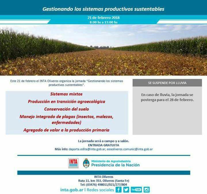 Sistemas productivos sustentables
