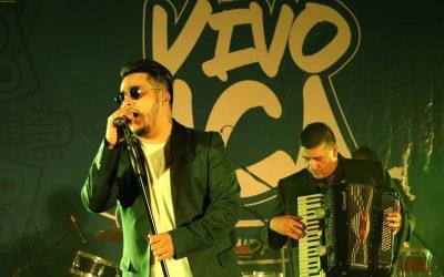 Primera jornada de «Vivo Acá» – El festival de nuestros artistas locales.