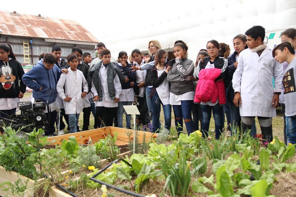 Se realizó por primera vez la Expo y Jornada Hortícola en Arroyo Seco