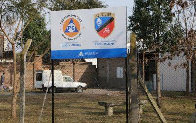Pronta inauguración de la nueva base de Protección Civil y GUM