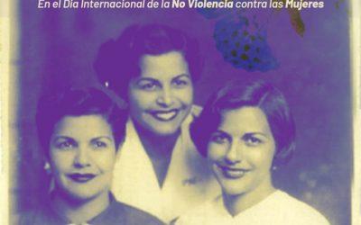 PROYECCIÓN DEL FILM «NOMBRE SECRETO: MARIPOSAS» EN EL DÍA INTERNACIONAL DE LA «NO VIOLENCIA CONTRA LAS MUJERES»