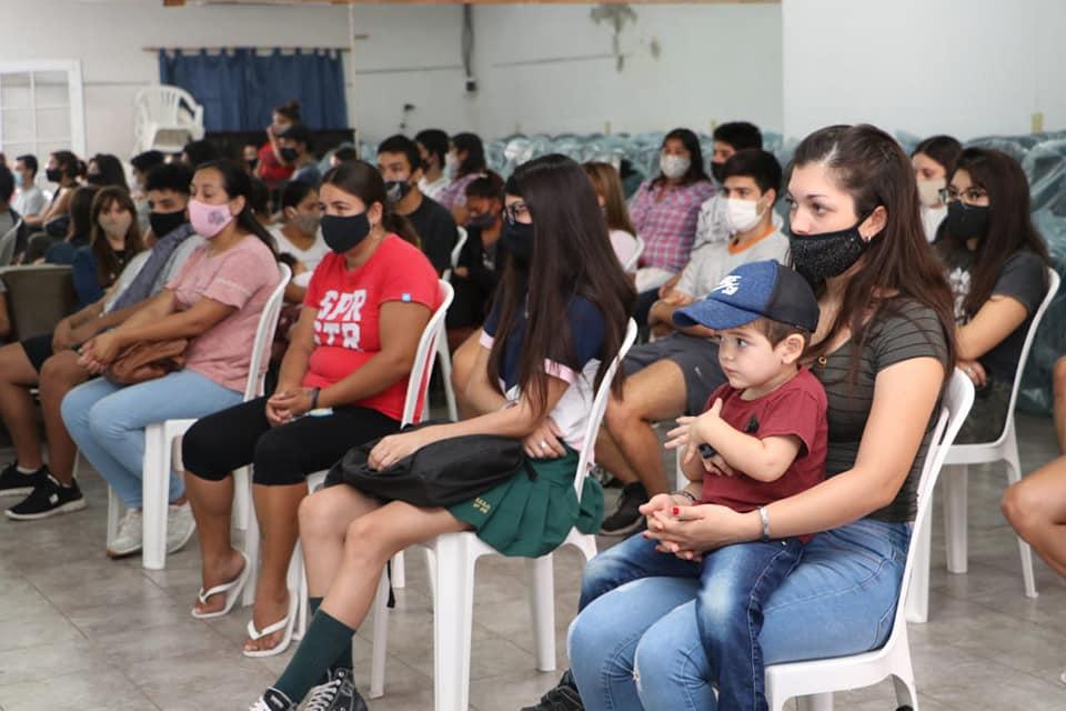 SANTA FE MÁS: SE PRESENTARON LOS CURSOS DEL PROGRAMA PROVINCIAL